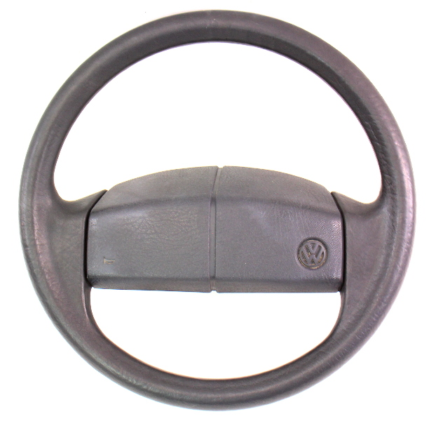 Steering Wheel 85-92 VW Jetta Golf MK2 - Genuine - 321 419 660