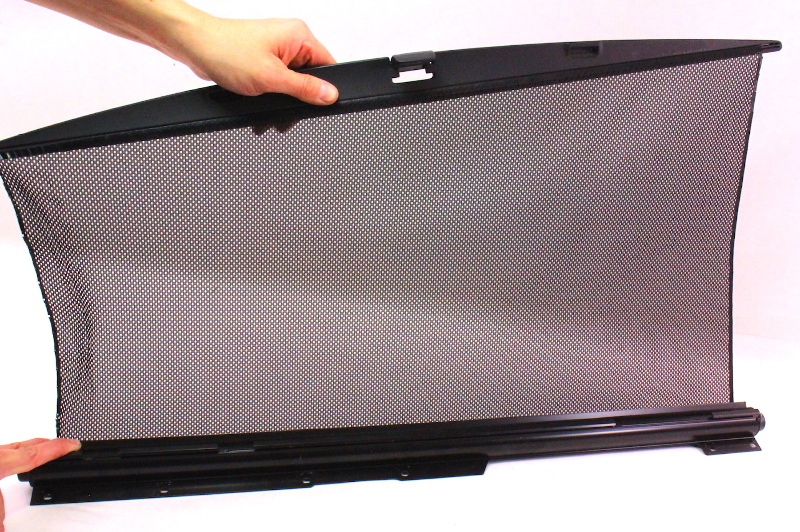 LH Rear Door Side Window Sun Shade Screen 06-10 VW Passat B6 ~ 3C5 861 333 A
