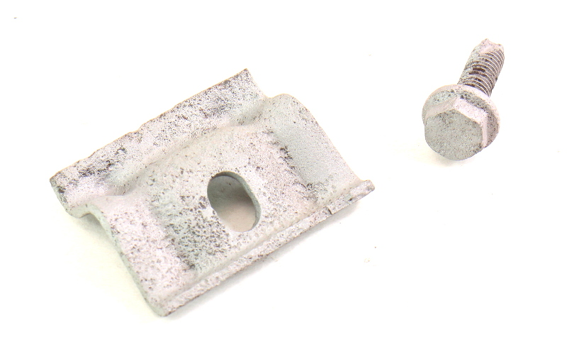 Battery Clamp Bracket VW Jetta Rabbit Golf GTI Scirocco MK1 MK2 Passat B3 B4 -