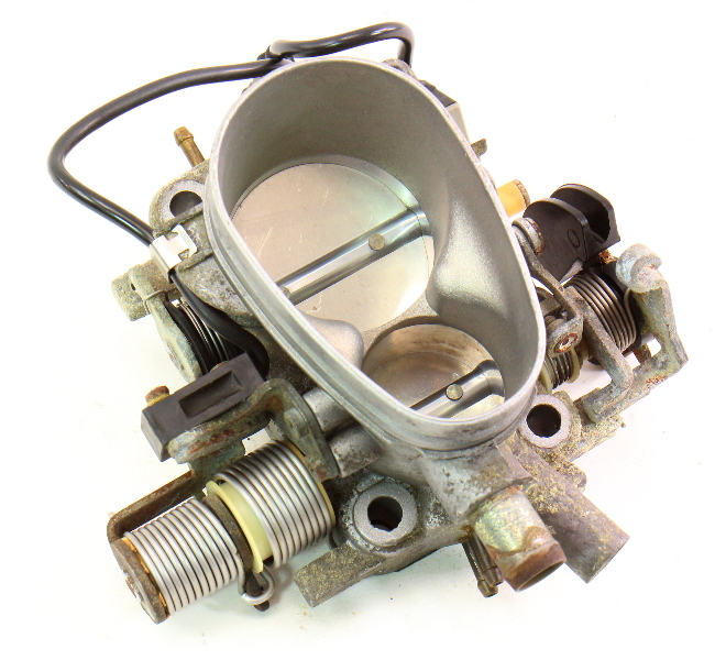 Throttle Body 89-92 VW Jetta Golf MK2 1.8 8v - Genuine - 037 L