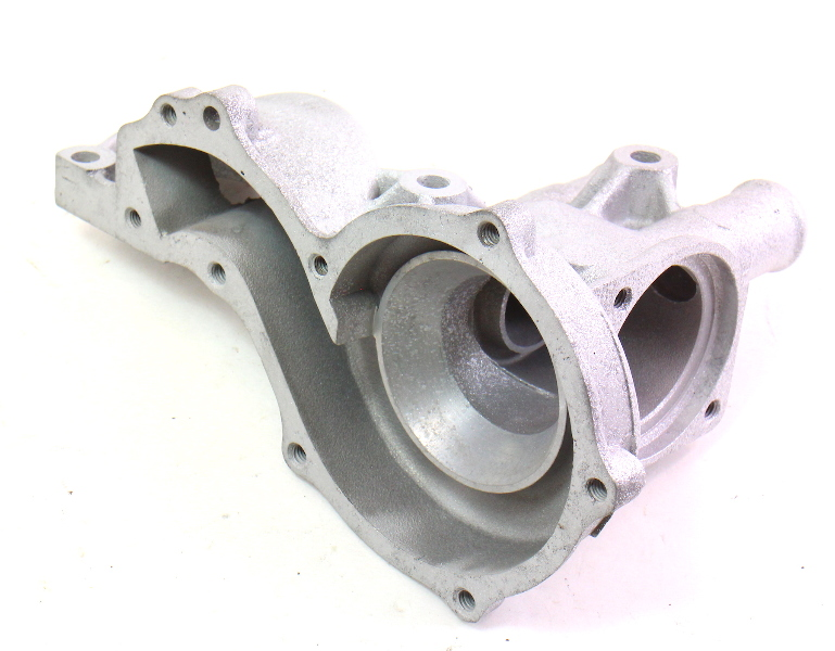 Water Pump Housing Case VW Jetta Golf GTI MK2 Cabriolet Genuine - 056 121 013 E