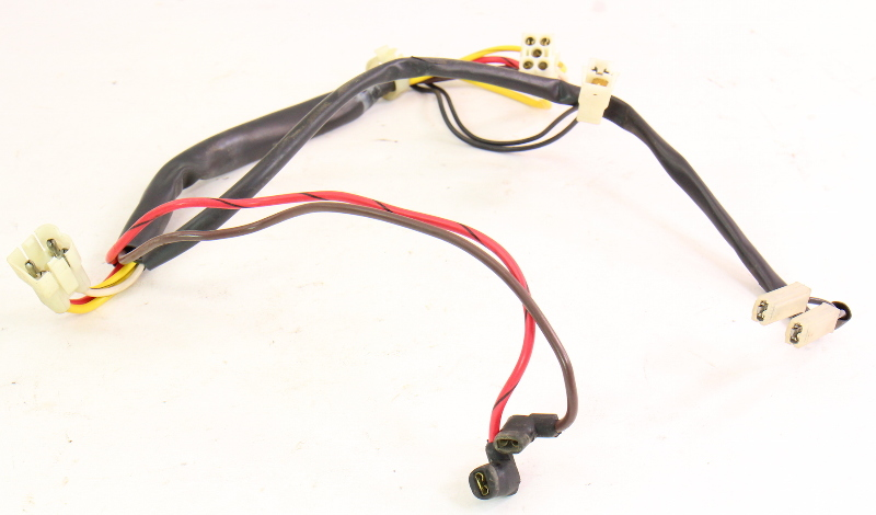 hvac climate heater box wiring harness 85 92 vw jetta golf gti mk2 Stereo Wiring Harness hvac climate heater box wiring harness 85 92 vw jetta golf gti mk2 genuine