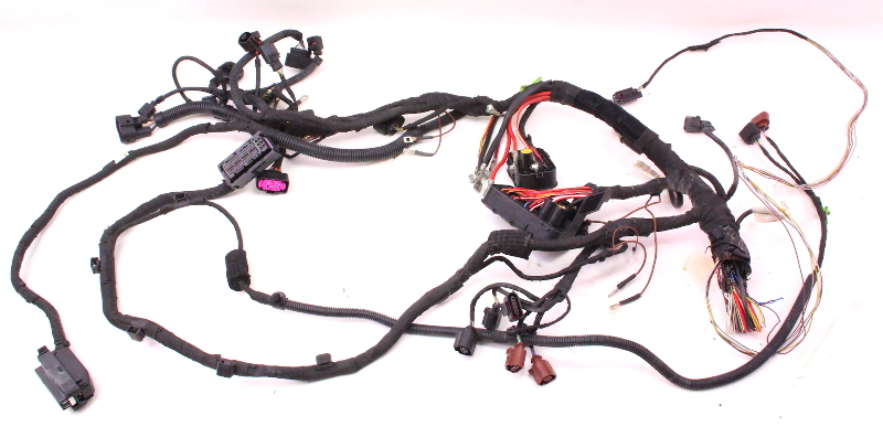 cp045873 engine ecu wiring harness 06 07 vw passat b6 36 vr6 swap blv genuine vr6 wire harness swap mk3 vr6 swap into \u2022 wiring diagram database  at n-0.co