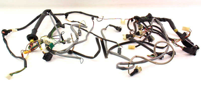 cp045875 engine wiring harness 89 92 vw jetta golf gti mk2 18 8v digifant genuine engine wiring harness 89 92 vw jetta golf gti mk2 1 8 8v digifant 2006 vw jetta tdi engine wiring harness at bakdesigns.co