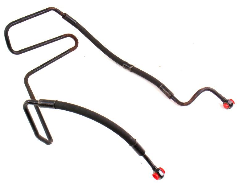 Power Steering Line Hose Pump to Rack 98-05 VW New Beetle 2.0 - 1C0 422 893 T