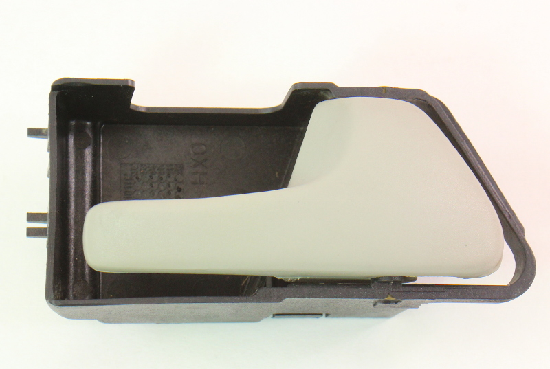 RH Interior Door Handle Pull VW Jetta Golf Cabrio MK3 - Beige - Genuine