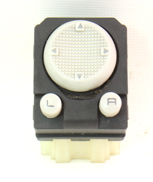 Power Mirror Adjuster Switch Button 93-99 VW Jetta Golf Cabrio MK3 . 1H0 959 565