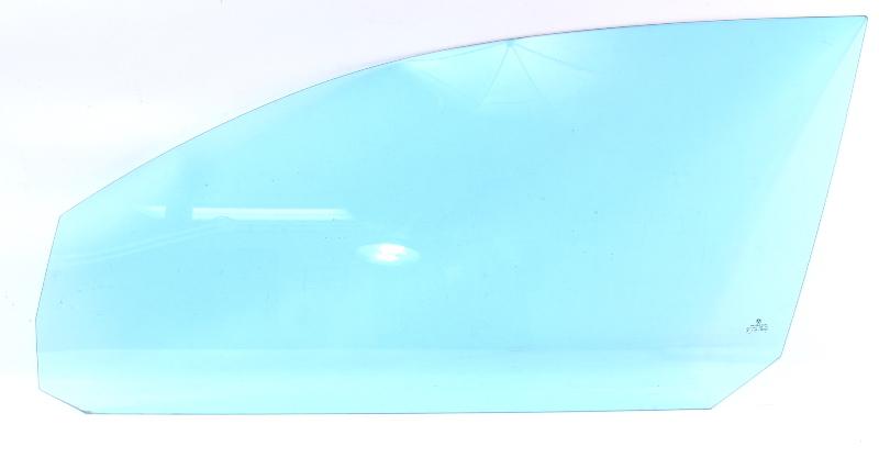 LH Front Side Window Door Glass 2006 VW GTI MK5 2 Door Blue Factory Tint Genuine