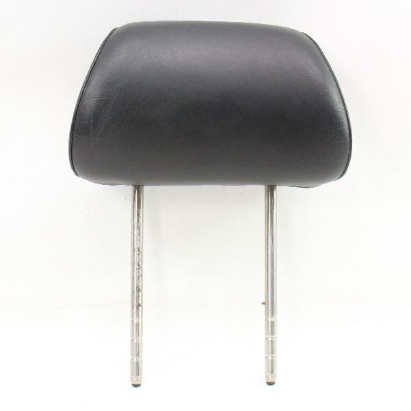 LH Front Headrest Black Leather 02-05 VW Beetle Turbo S