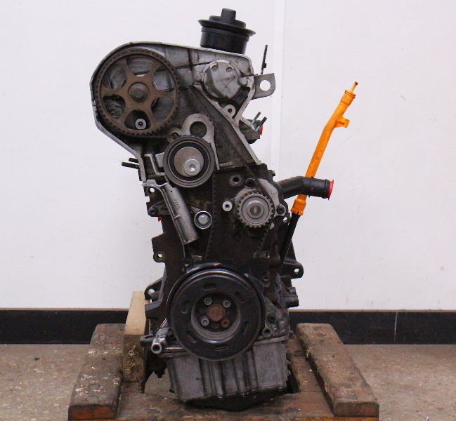 Audi A4 1 8 T B6: 1.8T Engine Motor Long Block AWP 02-05 VW Jetta Golf GTI