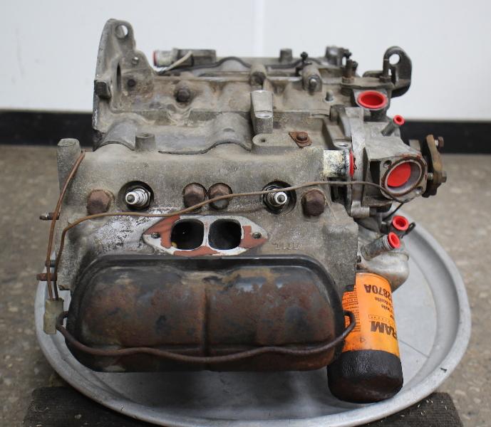 Vw Air Cooled Engine Codes List: Bloque De Motor De Largo Caso Cabezas 86-91 VW VANAGON T3