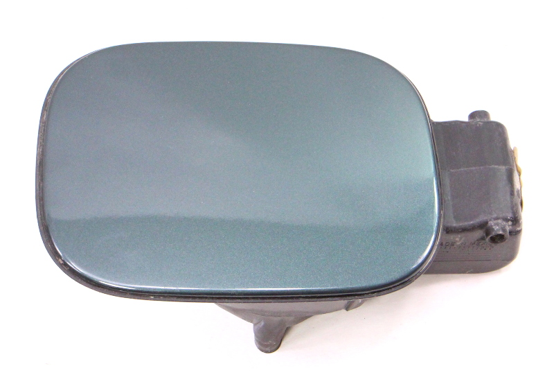 Fuel Gas Door Flap Lid 99-05 VW Jetta MK4 - LB6X Alaska Green - 1J0 809 857 F