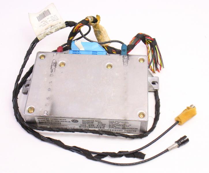Telematik GPS Control Module Computer 04-05 VW Passat B5.5 - 3D0 035 617 A
