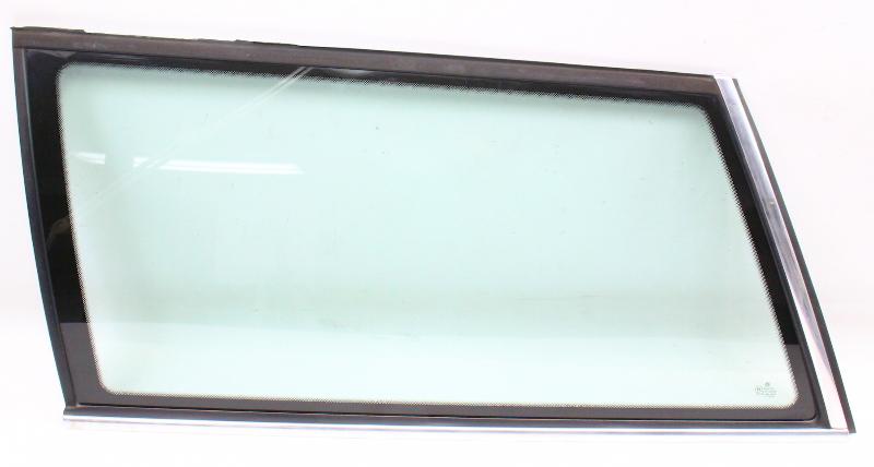 LH Rear Quarter Window Side Glass 01-05 VW Passat Wagon B5.5 ~ Genuine