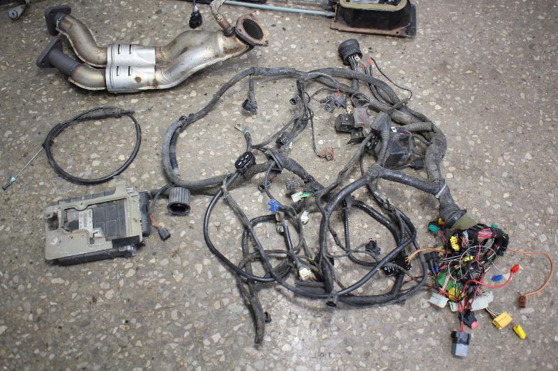 12 V Vr6 Motor  U0026 Cableado De Intercambio De Transmisi U00f3n Ecu Vw Jetta Golf Gti Mk1 Mk2 Mk3 Aaa