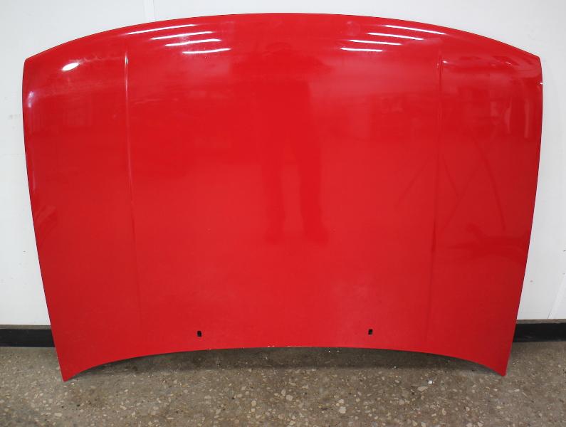 Genuine Hood 93-99 VW Jetta Mk3 - LY3D Tornado Red - Iowa