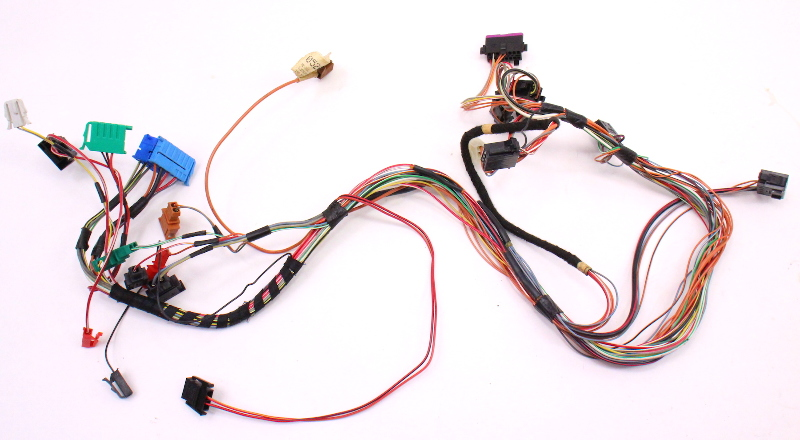 Dash Wiring Harness Vw Jetta Golf Gti Cabrio Mk3 Dashboard Obd 1hm Rh Ebay Diagram 1966 Beetle: 1966 Vw Wiring Harness Kits At Goccuoi.net