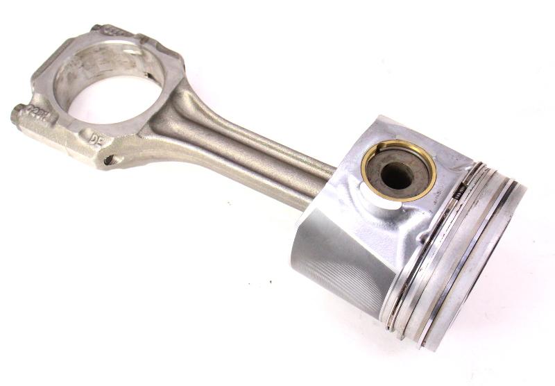 1.9 TDI Piston & Rod 99-04 VW Jetta Golf MK4 Beetle ALH ~ Cylinder # 1 & 2 ~