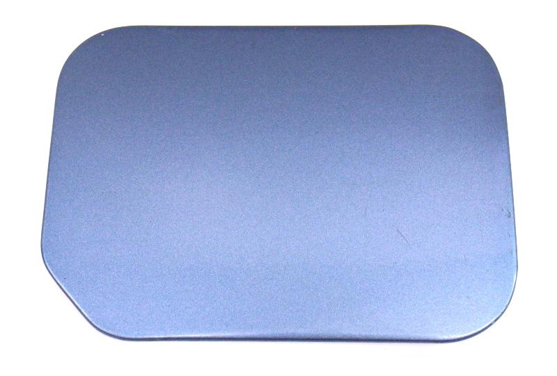 Gas Fuel Door Lid Cover 85-92 VW Jetta Golf GTI MK2 - LA5Z Blue - 321 809 905