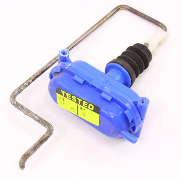 Gas Door Release Lock Actuator 85-92 VW Jetta MK2 - Genuine - 443 862 153 B