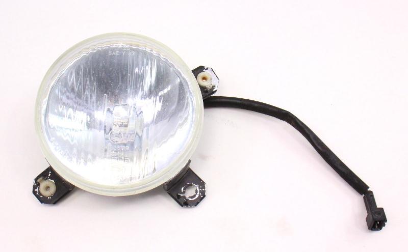 RH Inner Headlight Head Light Lamp Assembly 88-93 VW Cabriolet - 155 941 784