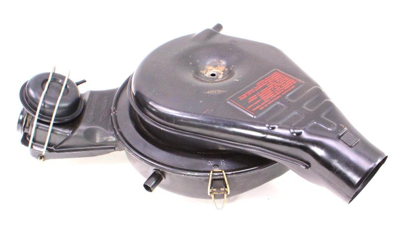 Air Intake Cleaner Box Oil Bath 1972 Porsche 914 1.7 - Genuine - 022 129 607 E