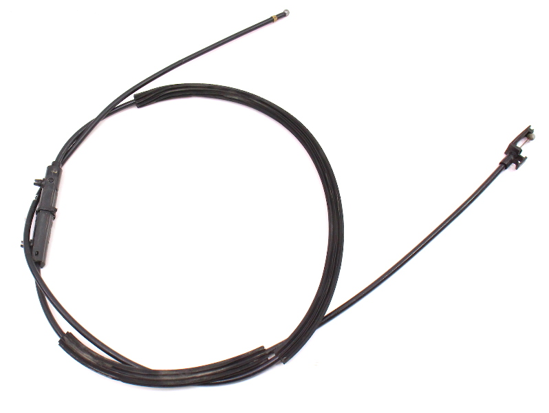 Hood Release Cable 06-10 VW Passat B6 - Genuine - 3C1 823 535