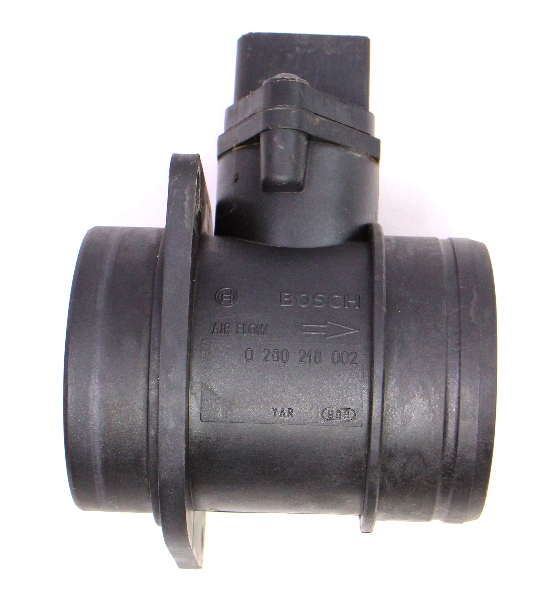 MAF Sensor 99-01 VW Jetta Golf MK4 Beetle 1.8T 2.0 Mass Air Flow - 0 280 218 002