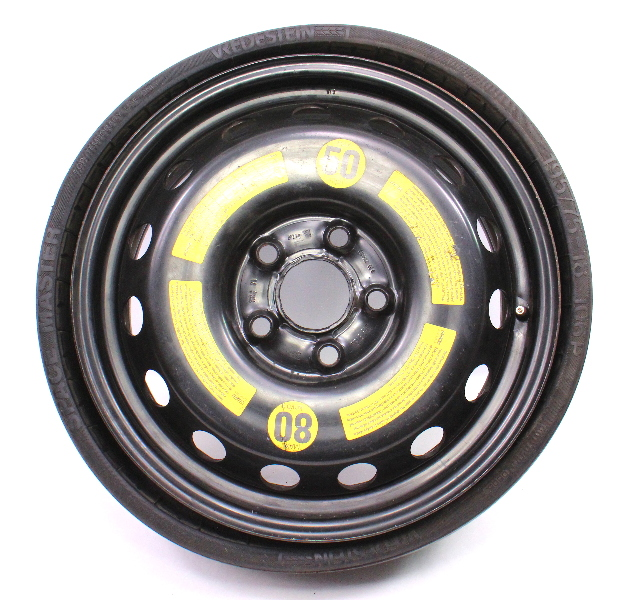 Space Master Saver Donut 07-10 VW Touareg- Genuine - 7L0 601 027 A