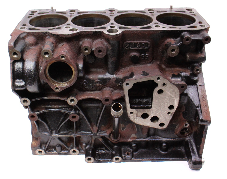 Cylinder Bare Block 99-01 VW Beetle Jetta Golf Mk4 1.8T APH - Genuine