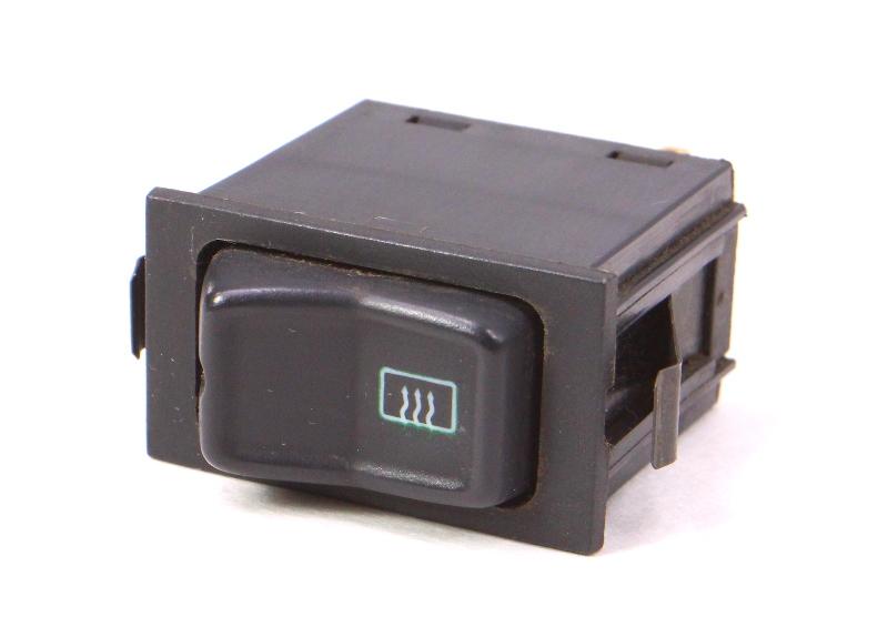 Rear Defrost Switch Button VW Jetta Rabbit GTI Scirocco MK1 ~ 175 959 621 A