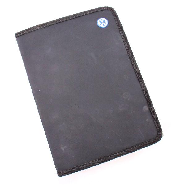 2002 Volkswagen Jetta Owners Manual Book Booklet VW MK4 - Genuine -
