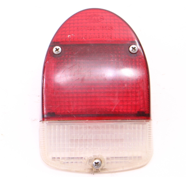 LH Tail Brake Light Lamp 68-70 VW Beetle - Genuine Hella