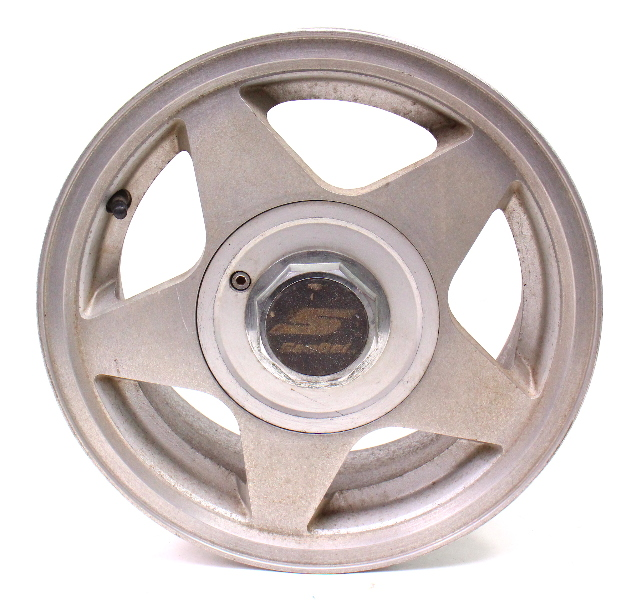 "14"" x 6"" Vintage SenDel Wheel Rim Alloy VW Rabbit MK1 Mk2 4x100 -"