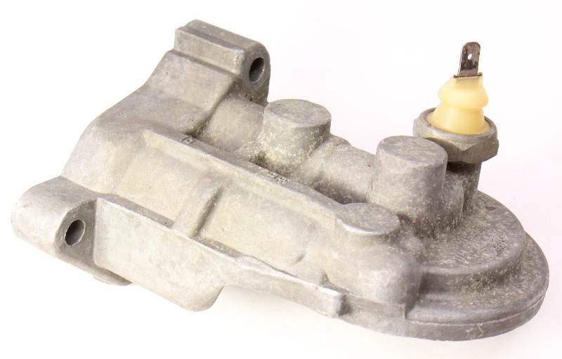 Oil Filter Mount Bracket VW Fox - Genuine - 049 115 417 F