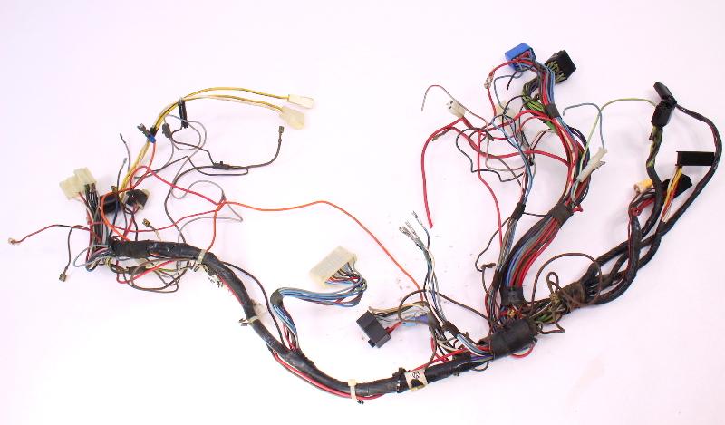 details about dash interior wiring harness 81 84 vw rabbit mk1 diesel genuine 175 971 051 1982 vw rabbit wiring harness rabbit harness wiring #1