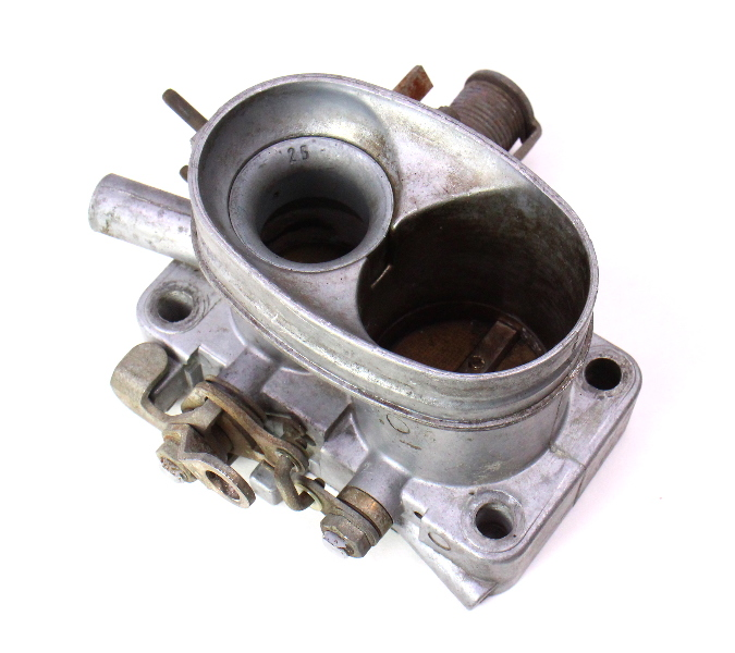 Throttle Body 76-81 VW Dasher 1.6 Gas - Genuine
