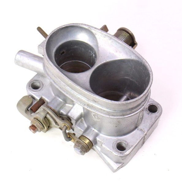Throttle Body 76-81 VW Dasher Mk1 1.6 Gas - Genuine -