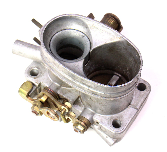 Throttle Body 76-81 VW Dasher Mk1 1.6 Gas . Genuine