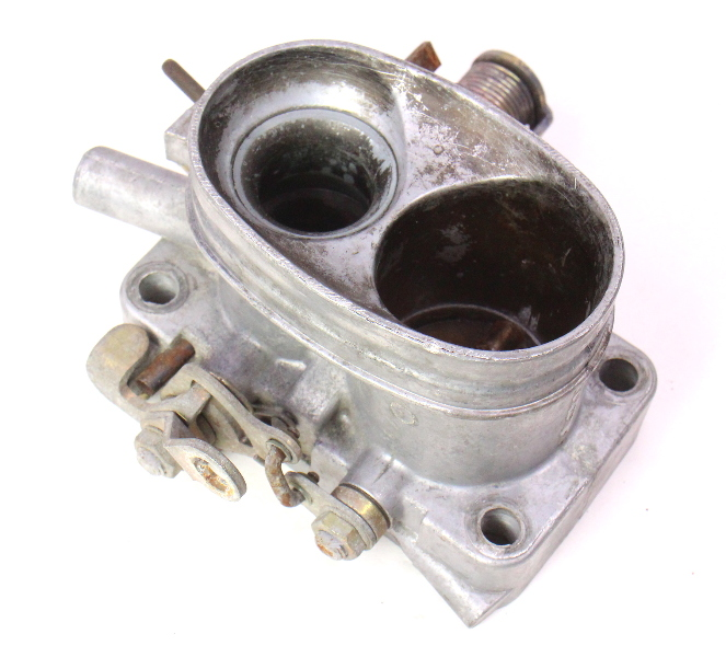 Throttle Body 76-81 VW Dasher Mk1 1.6 Gas . Genuine .