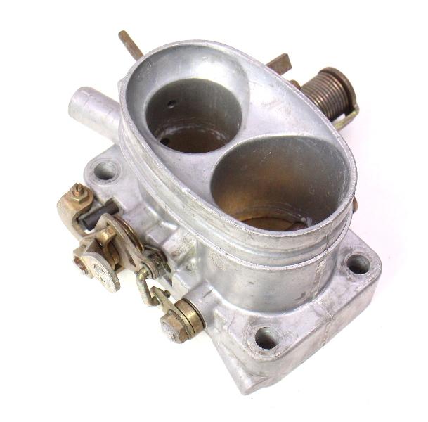 Throttle Body 76-81 VW Dasher Mk1 1.6 Gas / Genuine