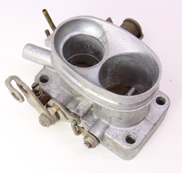 Throttle Body 73-79 Audi Fox VW MK1 1.6 Gas FI - Genuine