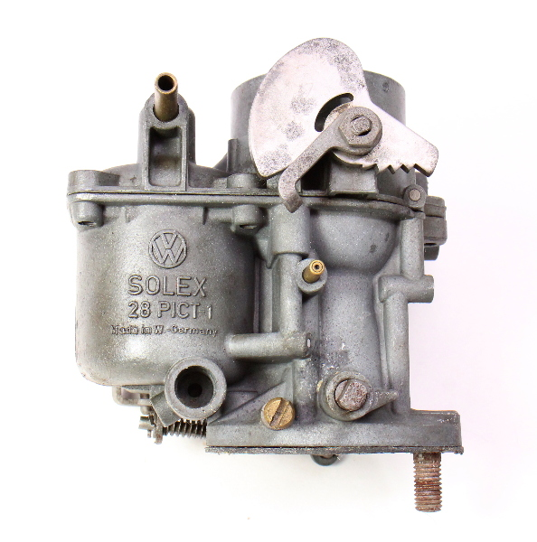 Solex Carburetor 28PICT-1 64-65 VW Beetle Bug Bus 40HP - Genuine