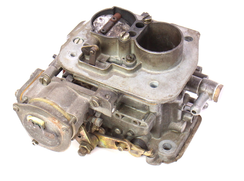 Solex C34 Progressive Carburetor Carb VW Bus Beetle Aircooled ~