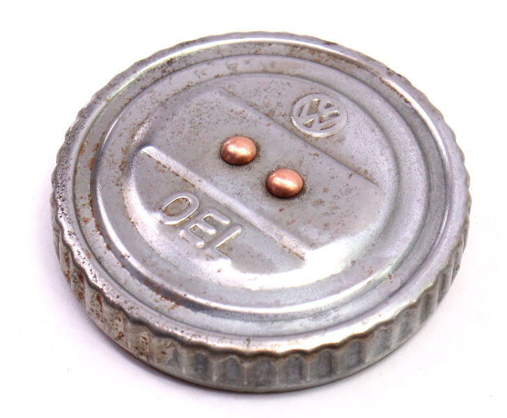 Oil Filler Cap Beetle Bus Ghia Aircooled VW ~ Genuine