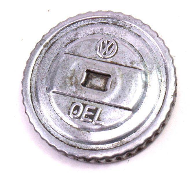 Oil Filler Cap Beetle Bus Ghia Aircooled VW ~ Genuine ~