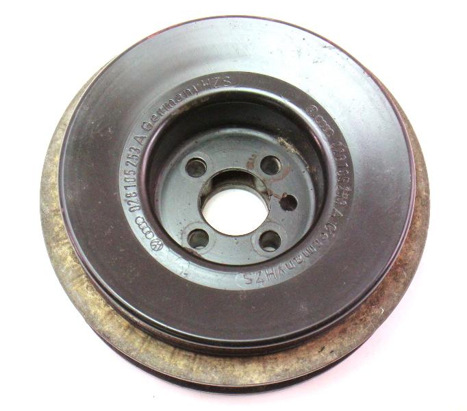 Crank Crankshaft Pulley 97-99 VW Jetta Golf Mk3 1.9 AHU TDI Diesel 028 105 253 A