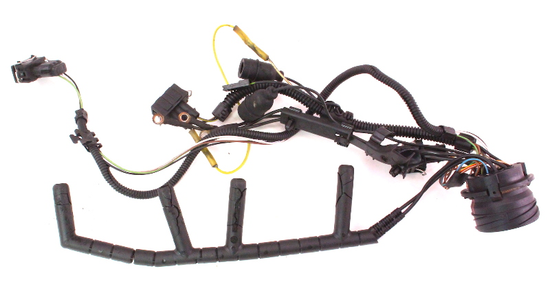 cp490636005 engine wiring harness 97 99 vw jetta golf mk3 19 tdi ahu diesel genuine 2 engine wiring harness 97 99 vw jetta golf mk3 1 9 tdi ahu diesel 2006 vw jetta tdi engine wiring harness at bakdesigns.co