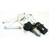 LH Rear Power Window Regulator & Motor 95-02 VW Cabrio - 1E0 959 811