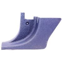 LH Lower Kick Panel Trim 00-06 Audi TT MK1 - Denim Blue Cover - 8N0 867 271 B